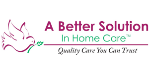A Better Solution in Home Care Logo