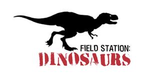 Field Station Dinosaurs Logo