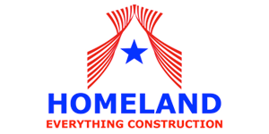 Homeland Construction Logo